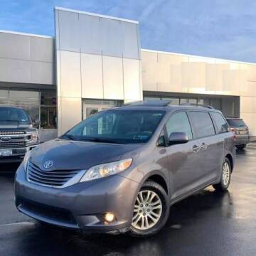 2012 Toyota Sienna for sale at Millennium Auto Group in Lodi NJ