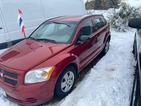 2008 Dodge Caliber for sale at Four Boys Motorsports in Wadena MN