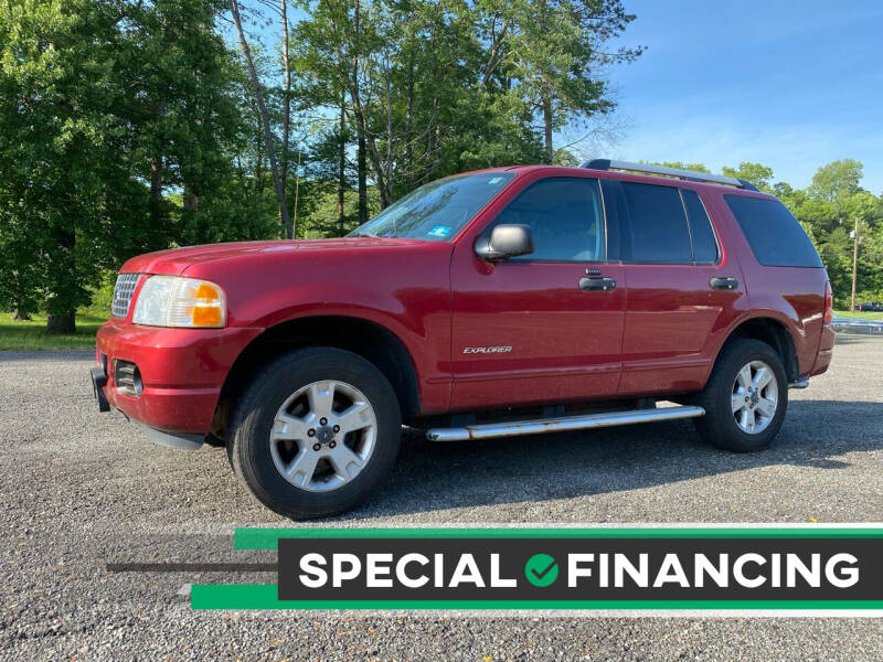 2005 Ford Explorer for sale at QUALITY AUTOS in Newfoundland NJ