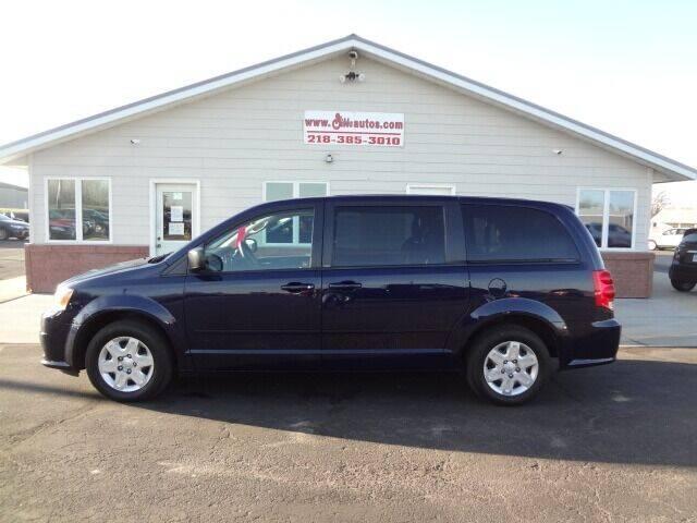 2012 Dodge Grand Caravan for sale at GIBB'S 10 SALES LLC in New York Mills MN