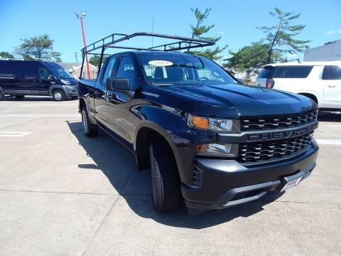 2019 Chevrolet Silverado 1500 for sale at Vail Automotive in Norfolk VA