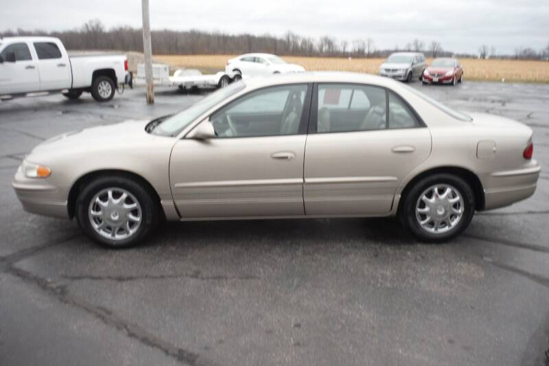 2003 Buick Regal for sale at Bryan Auto Depot in Bryan OH