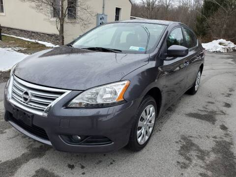 2014 Nissan Sentra for sale at Wallet Wise Wheels in Montgomery NY
