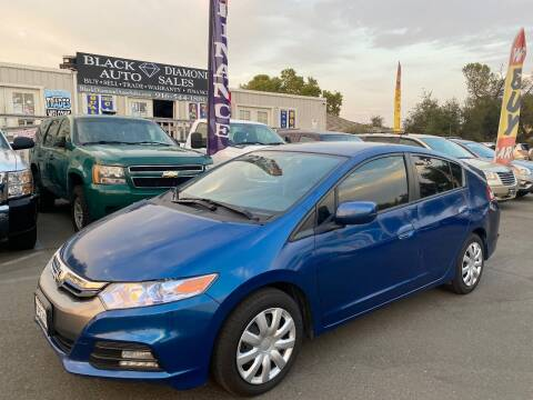 2013 Honda Insight for sale at Black Diamond Auto Sales Inc. in Rancho Cordova CA
