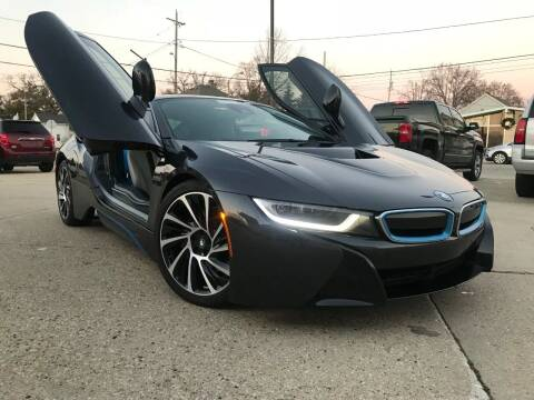 2015 BMW i8 for sale at Auto Gallery LLC in Burlington WI