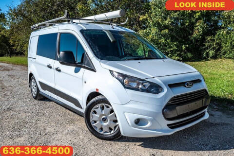 2015 Ford Transit Connect Cargo for sale at Fruendly Auto Source in Moscow Mills MO