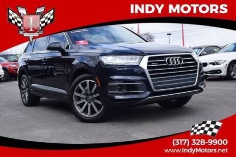2017 Audi Q7 for sale at Indy Motors Inc in Indianapolis IN
