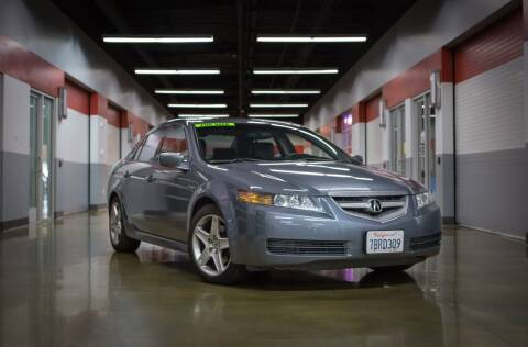 2004 Acura TL for sale at RAJ Auto Repair & Sales in San Jose CA