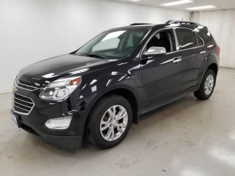 2016 Chevrolet Equinox for sale at Kerns Ford Lincoln in Celina OH