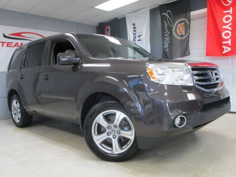 2013 Honda Pilot for sale at TEAM MOTORS LLC in East Dundee IL