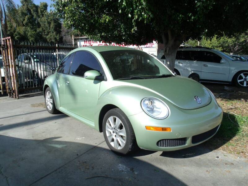 2008 Volkswagen New Beetle for sale at Hollywood Auto Brokers in Los Angeles CA
