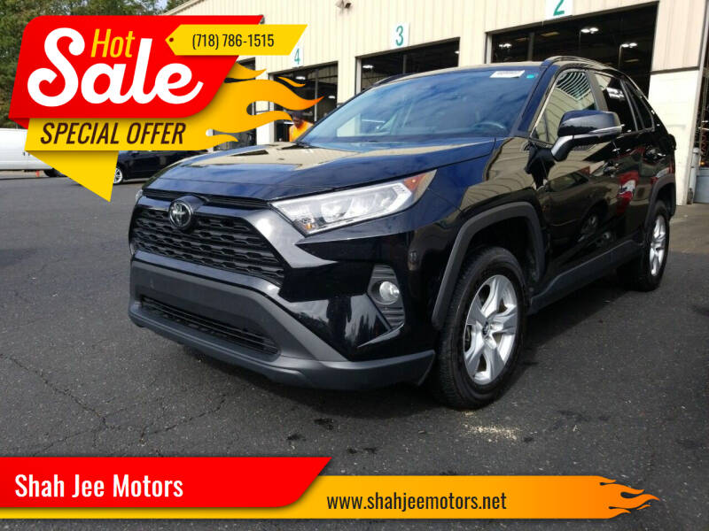 2020 Toyota RAV4 for sale at Shah Jee Motors in Woodside NY