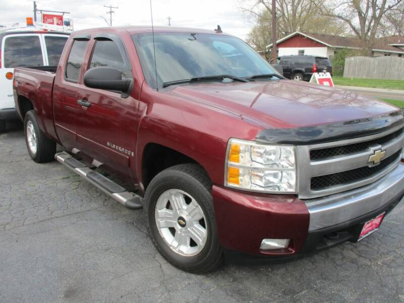 2008 Chevrolet Silverado 1500 for sale at GENOA MOTORS INC in Genoa IL