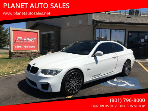 2013 BMW 3 Series for sale at PLANET AUTO SALES in Lindon UT