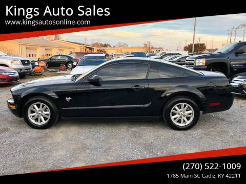 2009 Ford Mustang for sale at Kings Auto Sales in Cadiz KY