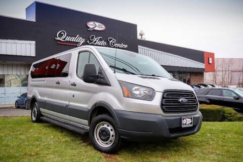 2016 Ford Transit Passenger for sale at Quality Auto Center in Springfield NJ