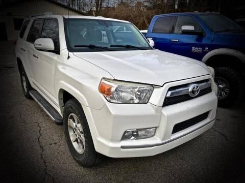 2010 Toyota 4Runner for sale at Carder Motors Inc in Bridgeport WV