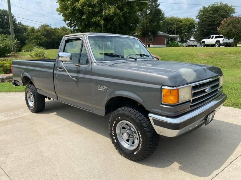 1990 Ford F-150 for sale at HIGHWAY 12 MOTORSPORTS in Nashville TN