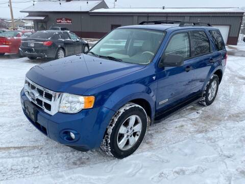 2008 Ford Escape for sale at Davidson Auto Deals in Syracuse IN