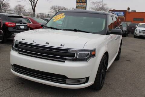 2017 Ford Flex for sale at Road Runner Auto Sales WAYNE in Wayne MI