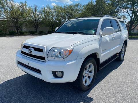 2008 Toyota 4Runner for sale at Triple A's Motors in Greensboro NC
