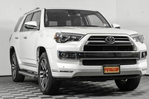 2020 Toyota 4Runner for sale at Washington Auto Credit in Puyallup WA