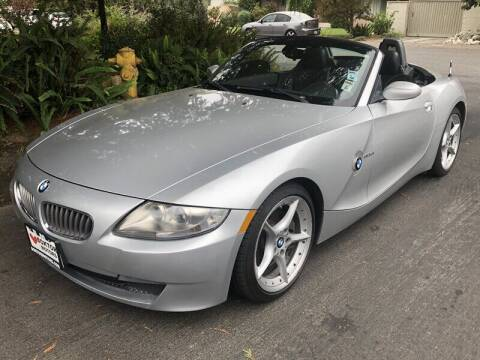 2007 BMW Z4 for sale at Boktor Motors in North Hollywood CA