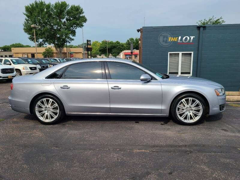 2015 Audi A8 L for sale at THE LOT in Sioux Falls SD