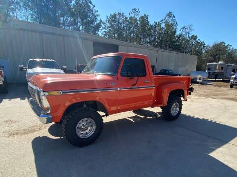 1978 Ford F-150 for sale at VAP Auto Sales llc in Franklinton LA