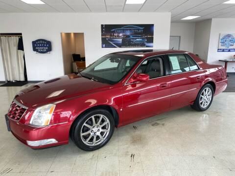 2007 Cadillac DTS for sale at Used Car Outlet in Bloomington IL