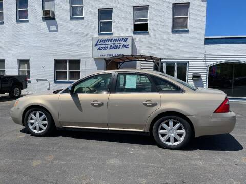 2007 Ford Five Hundred for sale at Lightning Auto Sales in Springfield IL
