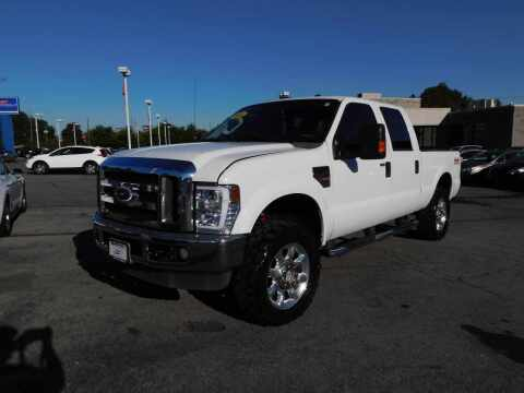 2009 Ford F-250 Super Duty for sale at Paniagua Auto Mall in Dalton GA