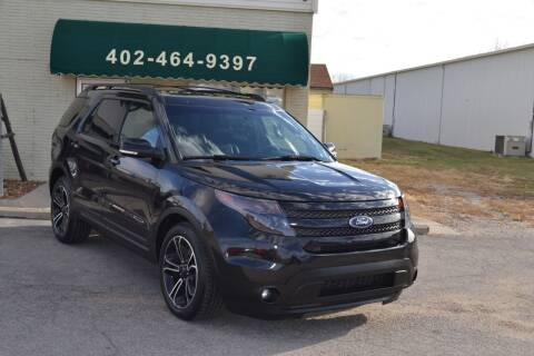 2015 Ford Explorer for sale at Eastep's Wheels in Lincoln NE