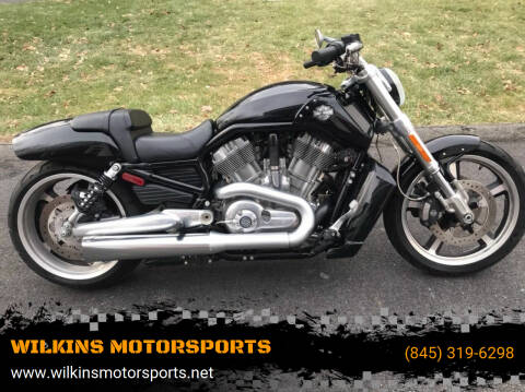 2013 Harley-Davidson V-Rod Muscle for sale at WILKINS MOTORSPORTS in Brewster NY