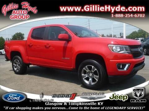 2017 Chevrolet Colorado for sale at Gillie Hyde Auto Group in Glasgow KY