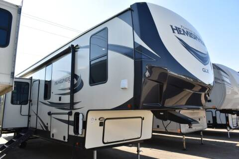 2020 Forest River Hemisphere 372RDS for sale at Buy Here Pay Here RV in Burleson TX