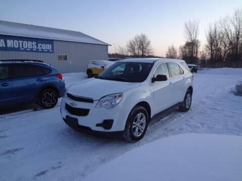 2015 Chevrolet Equinox for sale at Garza Motors in Shakopee MN