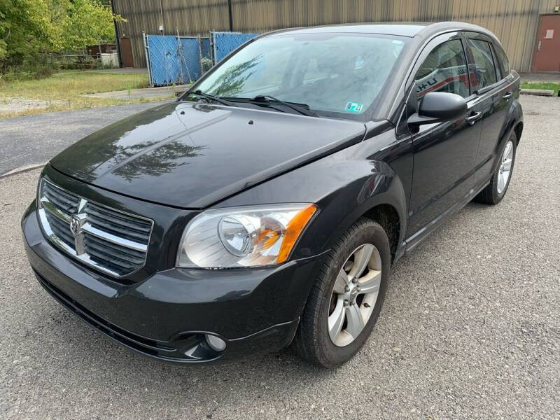 2011 Dodge Caliber for sale at B & P Motors LTD in Glenshaw PA