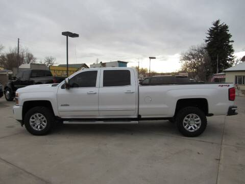2019 Chevrolet Silverado 3500HD for sale at HOO MOTORS in Kiowa CO