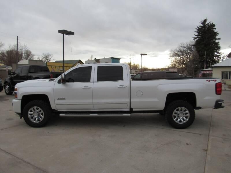 2019 Chevrolet Silverado 3500HD for sale at HOO MOTORS in Kiowa CO