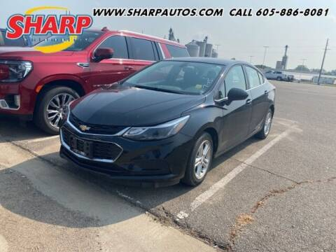 2017 Chevrolet Cruze for sale at Sharp Automotive in Watertown SD
