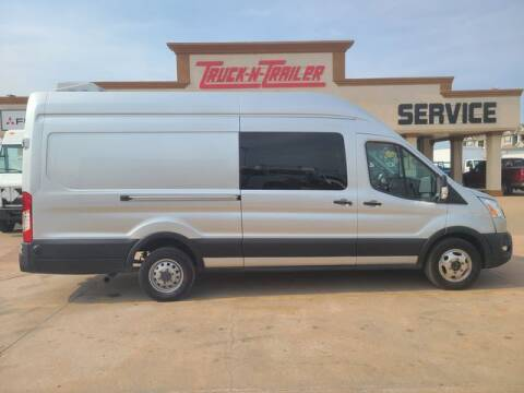 2020 Ford Transit Cargo for sale at TRUCK N TRAILER in Oklahoma City OK