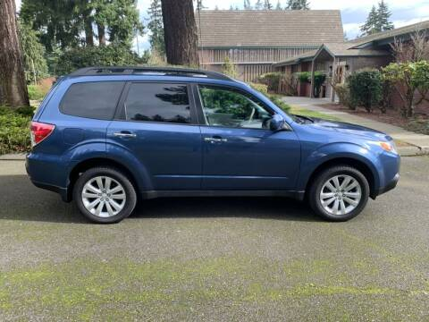 2013 Subaru Forester for sale at Seattle Motorsports in Shoreline WA