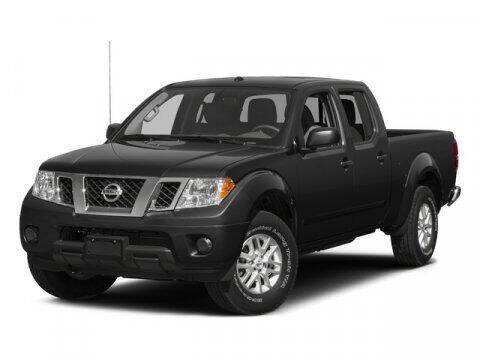 2015 Nissan Frontier for sale at HILAND TOYOTA in Moline IL
