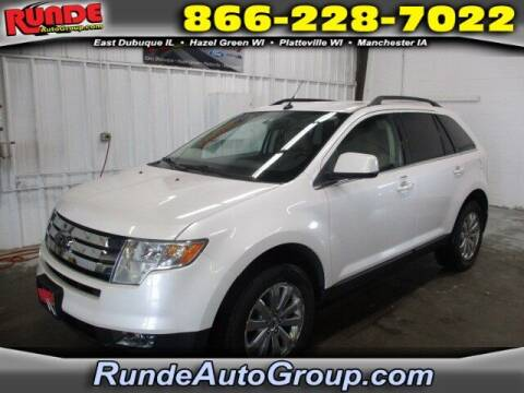 2010 Ford Edge for sale at Runde PreDriven in Hazel Green WI