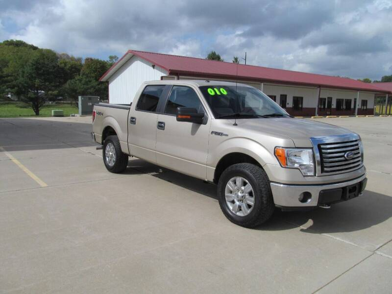 2010 Ford F-150 for sale at New Horizons Auto Center in Council Bluffs IA