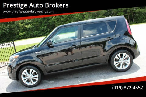 2015 Kia Soul for sale at Prestige Auto Brokers in Raleigh NC
