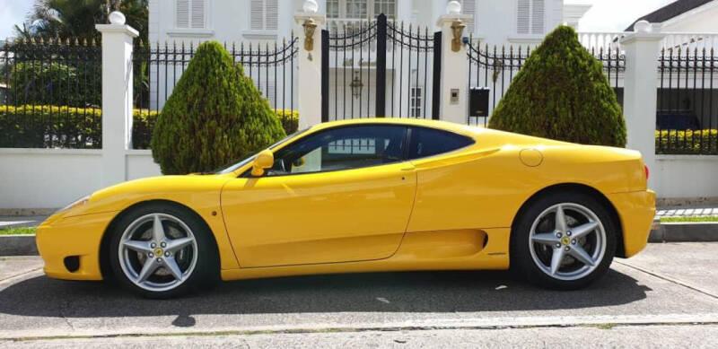 2004 Ferrari 360 Modena for sale at Prestige USA Auto Group in Miami FL
