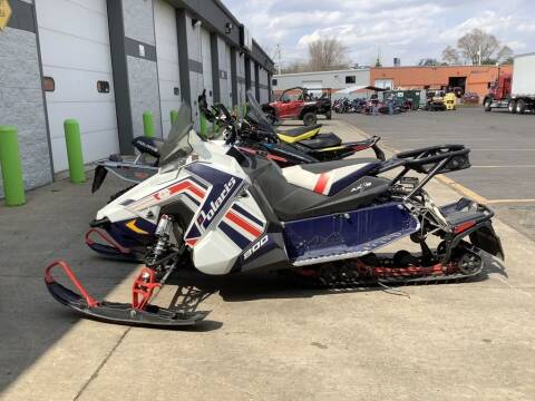 2017 Polaris 800 Switchback® PRO-S 137 for sale at Road Track and Trail in Big Bend WI