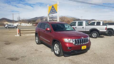 2013 Jeep Grand Cherokee for sale at Auto Depot in Carson City NV